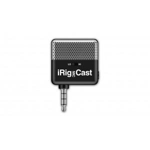 IK iRig Mic Cast zakformaat microfoon