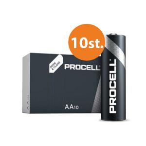Duracell Procell AA batterij - set 10st.