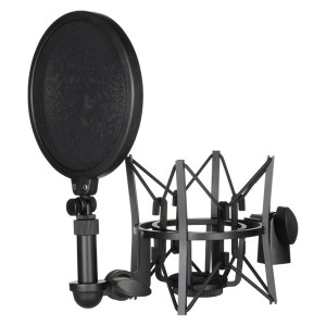 RODE shock-mount met pop-filter SM6