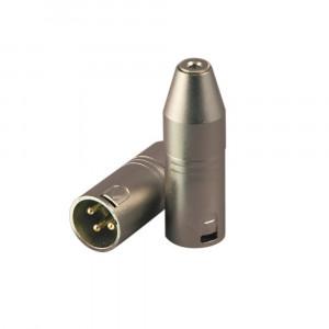 RODE VXLR mini-jack 3,5mm TRS naar XLR adapter