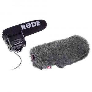 Rycote mini windjammer voor RODE VideoMic Go