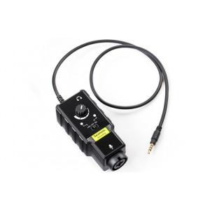 Saramonic Microfoon Adapter SmartRig II voor iOS en Android Smartphones
