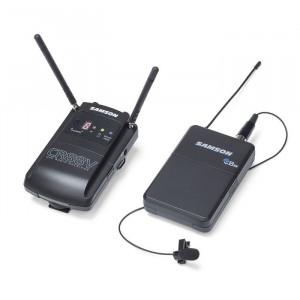 SAMSON Concert 88 Camera systeem met LM10 Lavalier