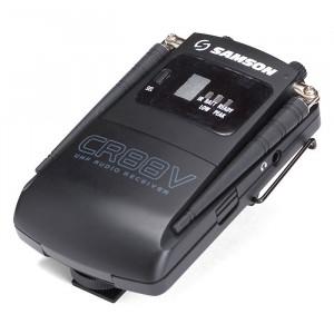 SAMSON Concert 88 met handheld Q8 microfoon