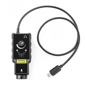 Saramonic microfoonadapter SmartRig Di (IOS)
