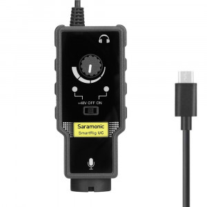 Saramonic microfoonadapter SmartRig UC