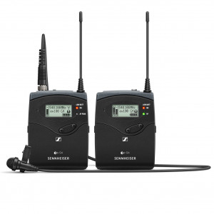 Sennheiser EW112p G4-B draadloze cameraset