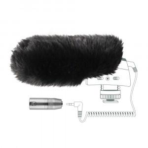 Sennheiser MZW-400 plopkap + adapter