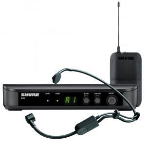 Shure BLX14E/P31-K14 (614-638 MHz) draadloze headset