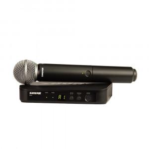 Shure BLX24E/SM58 K14 (614-638 MHz) handheld draadloos