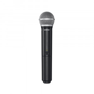 Shure BLX24E/PG58 K14 (614-638 MHz) handheld draadloos