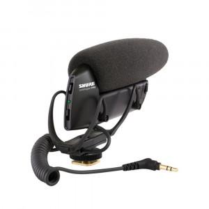 Shure VP83 LensHopper camera condensator microfoon