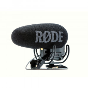 Rode VideoMic Pro+ on-camera shotgun microfoon