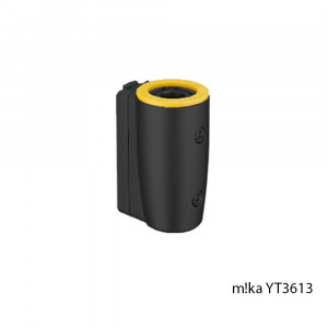 Mika YT3613 - Pole Adapter (zwart)