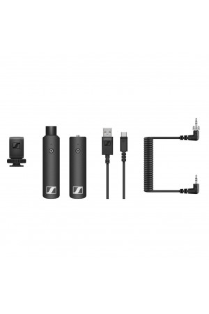 Sennheiser XS Wireless Digital Portable Interview Set