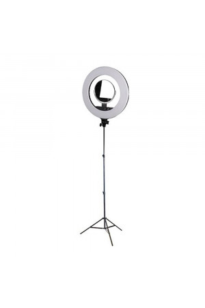 StudioKing LED Ringlamp Set LED-480ASK incl. W805 lampstatief