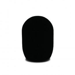 FC1603 zwart geflockt