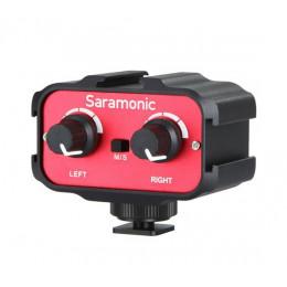 Saramonic Universele Audio Adapter SR-AX100