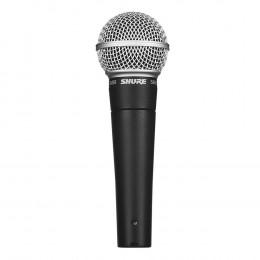 Shure SM58-LCE zangmicrofoon