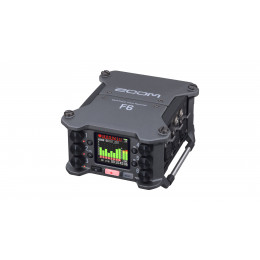 ZOOM F6 field recorder
