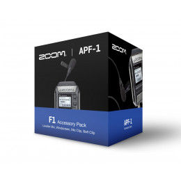 ZOOM APF-1 accessoirepakket voor de F1 field recorder