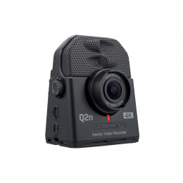 ZOOM Q2N-4K handy video camera / recorder