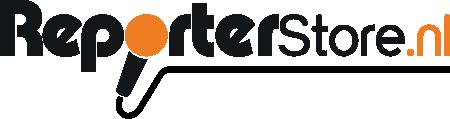 Reporterstore.nl, webshop voor reporters, radio/tv/online media, vlogger en podcasters
